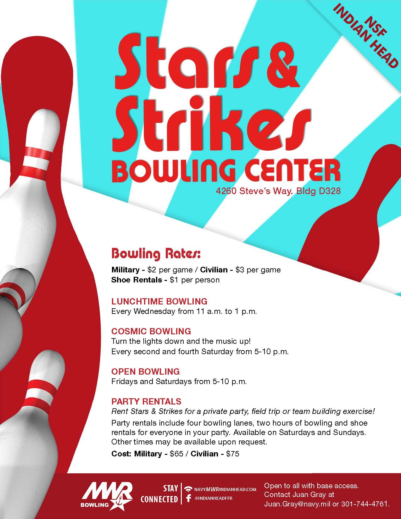 Stars & Strikes Bowling Center